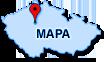 Mapa - Prodejna Praha