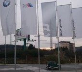 BMW group - Super windy