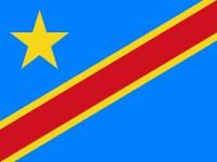 Vlajka Demokratická republika Kongo