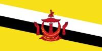 Vlajka Brunej