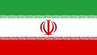 Vlajka Írán