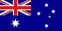 Samolepka - vlajka Austrálie