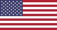 Samolepka - vlajka USA