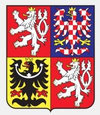 Samolepka státního znaku ČR