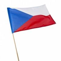 Mávací vlaječka ČR velká