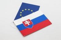 Vlaječka stolní EU neobšitá