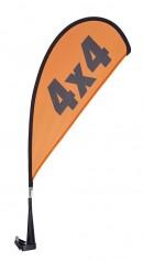 Carflag 4x4