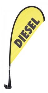 Carflag Diesel