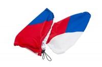 Česká vlajka na zrcátko auta - pár