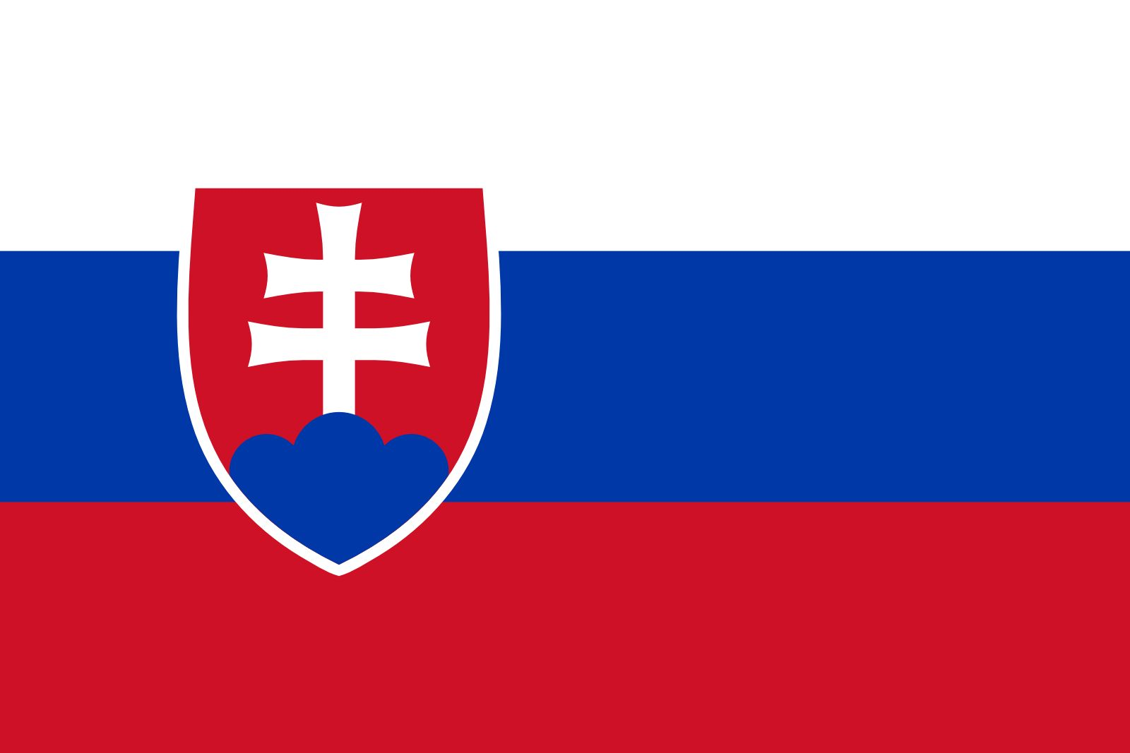 Slovenská vlajka | Vlajky.EU