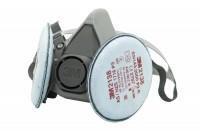 Polomaska 3M pro opakované použití, s uhlíkovými filtry