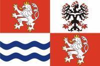 Vlajka Středočeský kraj