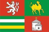 Vlajka Plzeňský kraj