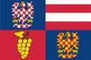 Vlajka Jihomoravský kraj