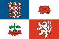 Vlajka Vysočina