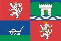 Vlajka Ústecký kraj