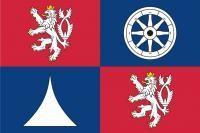 Vlajka Liberecký kraj