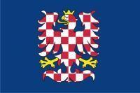 Moravská vlajka (modrá)